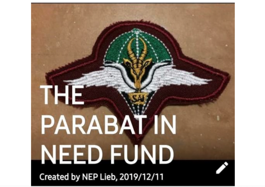the parabat in need fund