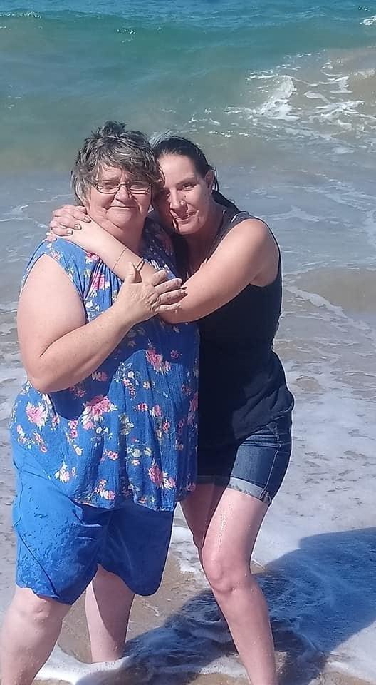 yolandi botes en haar ma